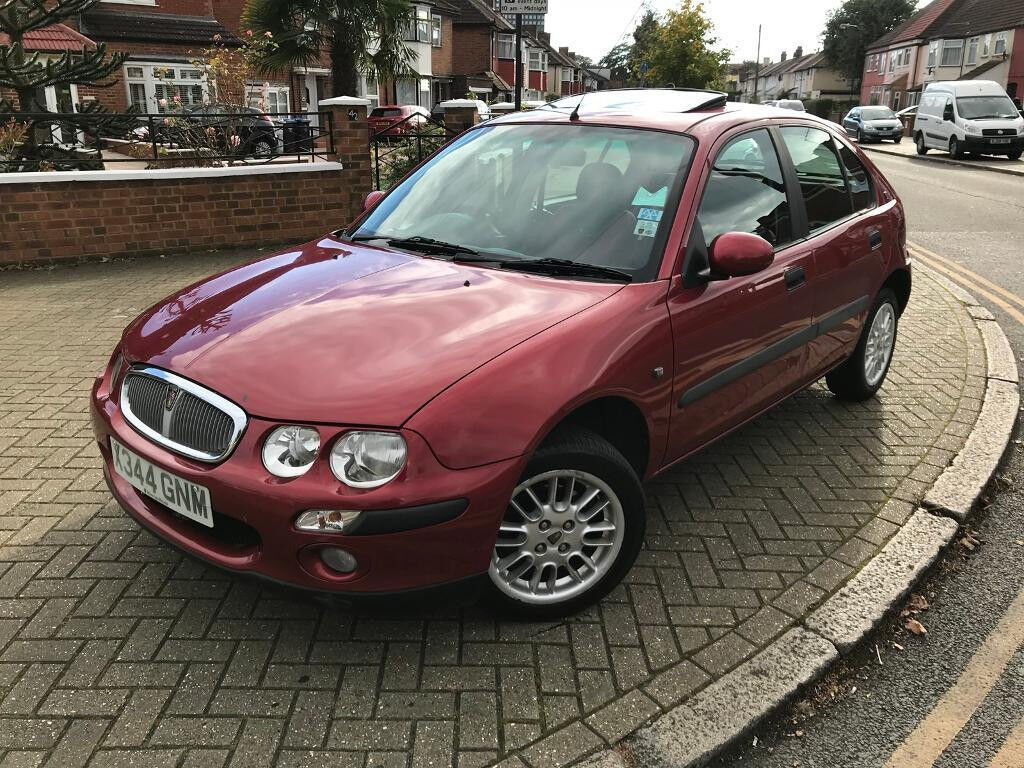 2000 ROVER 25 1.6 PETROL MANUAL EXCELLENT CONDITION IN AND OUT 5 DR