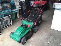 Qualcast 1600w electric lawn mower