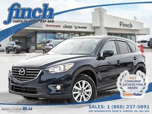 2016 Mazda CX-5***B-up Cam,AWD,Htd Seats*** London Ontario image 1