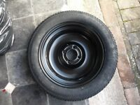 Brand New Genuine Spare Wheel for a Citroen DS3