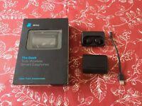 Bragi Dash Bluetooth Wireless Headphones/Earbuds As New, boxed