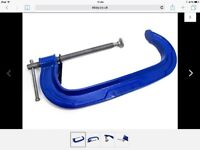 G clamp 12inch