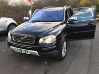 Volvo xc90 7seater Black for sale
