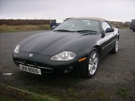 4-litre, V8, 1997, convertible, Jaguar XK8