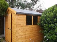 New Shed 6x8