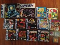 *COMPLETE*ORIGINAL GAMEBOY COLLECTION
