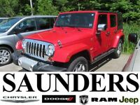 2012 Jeep WRANGLER UNLIMITED Sahara 4dr