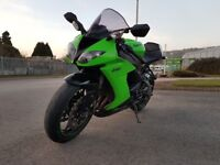 kawasaki zx10r 2009 58 low mileage 10k no px vgc