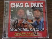 Signed Chas & Dave CD