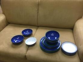 Debby dishes