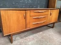 Fabulous teak sideboard in spotless condition