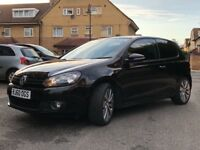MUST SEE!! VOLKSWAGEN GOLF GT HATCHBACK 2.0 TDI 3 DOOR HPI CLEAR GTI SEATS WITH ALLOYS