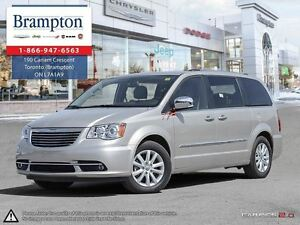 2016 Chrysler Town & Country LIMITED  COMPANY DEMO   LEATHER   N