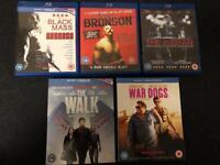 5 Biography Dramas on Blu-Ray