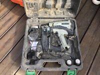 Hitachi 110v second fix straight nail gun