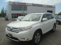 2013 Toyota Highlander V6 Limited (A5)