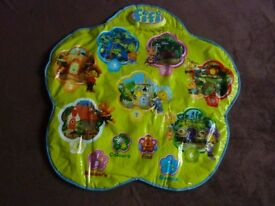 Fifi And The FlowerTots Play & Learn Musical PlayMat Rrp: £20