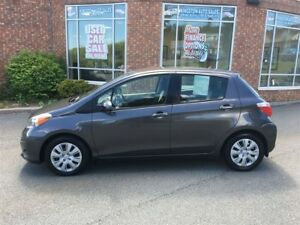 2012 Toyota Yaris LE w/ Bluetooth, Cruise, A/C, Power Group