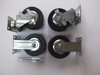 Heavy Duty toolchest/workshop casters