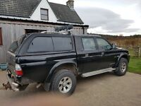 MITSUBISHI L200 TROJAN PICK UP