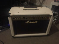 MARSHALL AMP AS50D ACOUSTIC CREAM