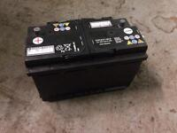 Audi a2 a3 a4 a6 TT battery car 380A 80AH