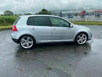 2007 vw golf 20 TDI GT 170 BHP