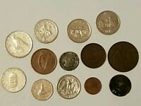 Various collectable coins