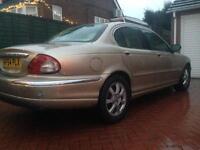 Jaguar x type 2005 2.0 diesel 2 owners FSH MOT HPI CLEAR