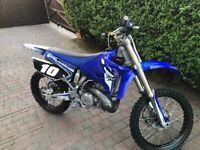 2010 Yamaha yz250 2 stroke