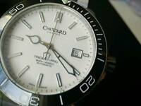 Christopher Ward automatic divers watch