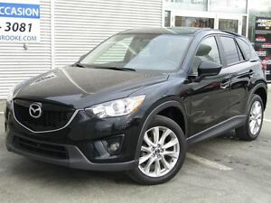 2015 Mazda CX-5 GT CUIR AWD TOIT OUVRANT  AUTOMATIQUE