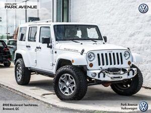 2013 Jeep WRANGLER UNLIMITED JEEP Rubicon 131$/semaine!