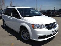 2014 Dodge Grand Caravan ***SXT PLUS***FACTORY OVERHEAD DVD ENTE
