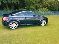 2002 * AUDI TT QUATTRO 1.8 ( 225 BHP ) * NEW MOT NO ADVISORY * FULL S/H SUPERB
