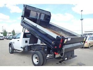 2013 Ram 5500 SLT 4WD Regular Cab Dump Truck, 6.7L Diesel, 6 Cyl Edmonton Edmonton Area image 14