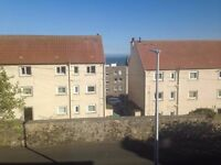 2 Bedroom Flat in Rural Village with Sea View for Swap with Edinburgh