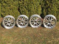 Asa deep dish alloy wheels, 18inch, 5x112, Vw Skoda Audi Mercedes etc no BBS