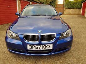 BMW 325I SE TOURING AUTO - 3.0 Petrol