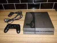 Sony PlayStation 4 Batman: Arkham Knight Limited Edition 500 GB Console as new