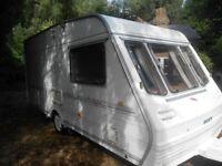 Swift Ashmere 1996 4 Berth Caravan - Excellent Family Caravan