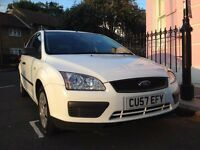 EX POLICE CAR Ford Focus 1.6 TDCi Studio. Safe, reliable, excellent cond. Full service history