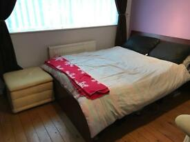 Large double rooms