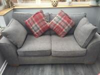 Next Grey Stamford sofa £175