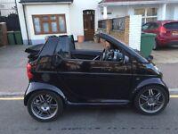 Smart Car ForTwo BRABUS Cabrio 100bhp 2003
