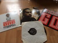 4 records for sale LPs