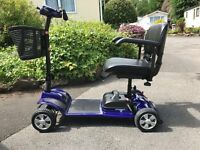 ZEOlite Mobility Scooter -Only used TWICE!£850