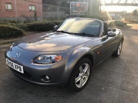 Stunning 2006 56 Mazda Mx5 2.0 Convertible **Only 66000+Full History+1 Years Mot**