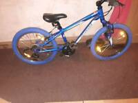 Specialized hotrock upgraded in great condition