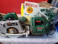 Bosch,PKS54 circular saw+Bosch,PST650E,jigsa
